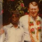 Rev. V.S. with Bro. Lee