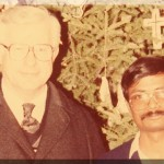 Jyothi with Prof.Lau, ILC President 1990