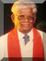 Chairman-seminary